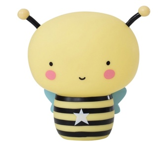 Rechargeable night light, Bee EU
