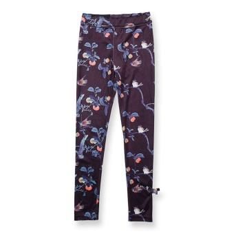 Slim legging Velvet Bloom