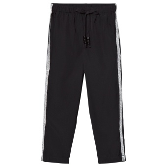 Speed Pants Black/silver