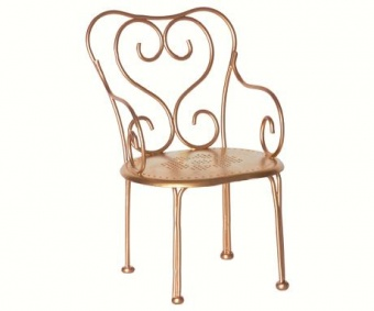 Maileg - Vintage Chair, Mini - Gold