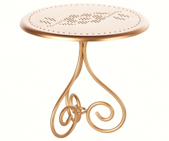 Maileg - Vintage Coffee table - Gold