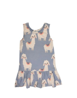 Blullama Dress