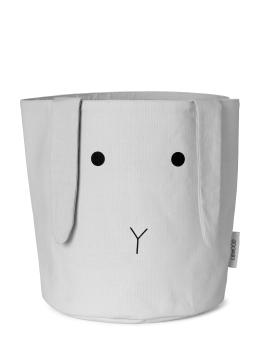 Förvaringskorg Kanin Dumbo Grey