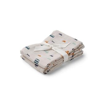 Muslinfilt Hannah Bilar - 2 pack