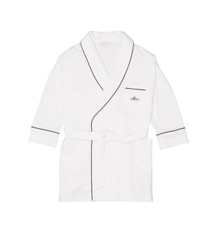 Mini.Livly Robe White