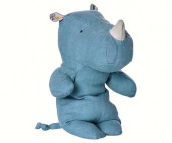 Maileg - Noshörning Liten Blå