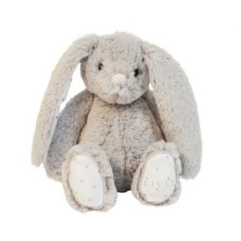 Bunny Marley Grey small