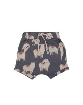 Lama Shorts Grey