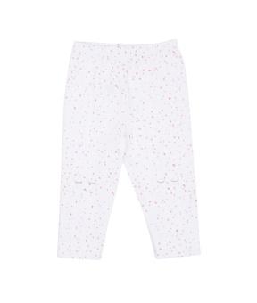 Leggings Pink Splash