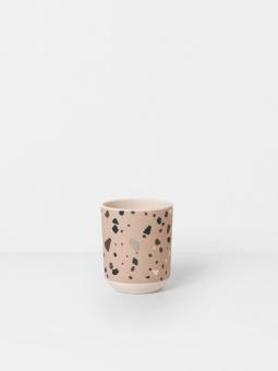 Bamboo Cup - Terrazzo - Rose