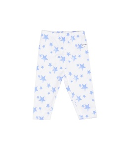 Leggings Neon Blue Stars