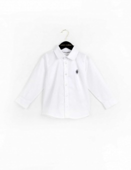 ROBOT SP SHIRT WHITE