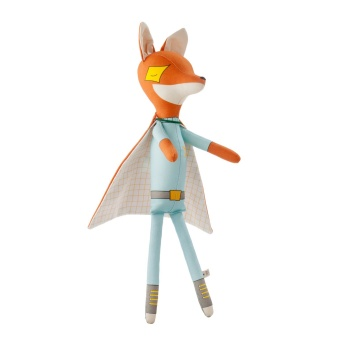 Docka, Superhero fox