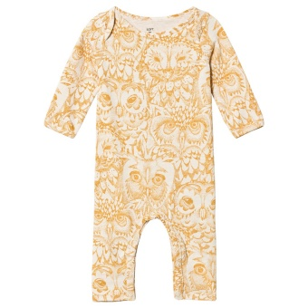 Ben Bodysuit Golden Glow  Owl LIMITED EDITION