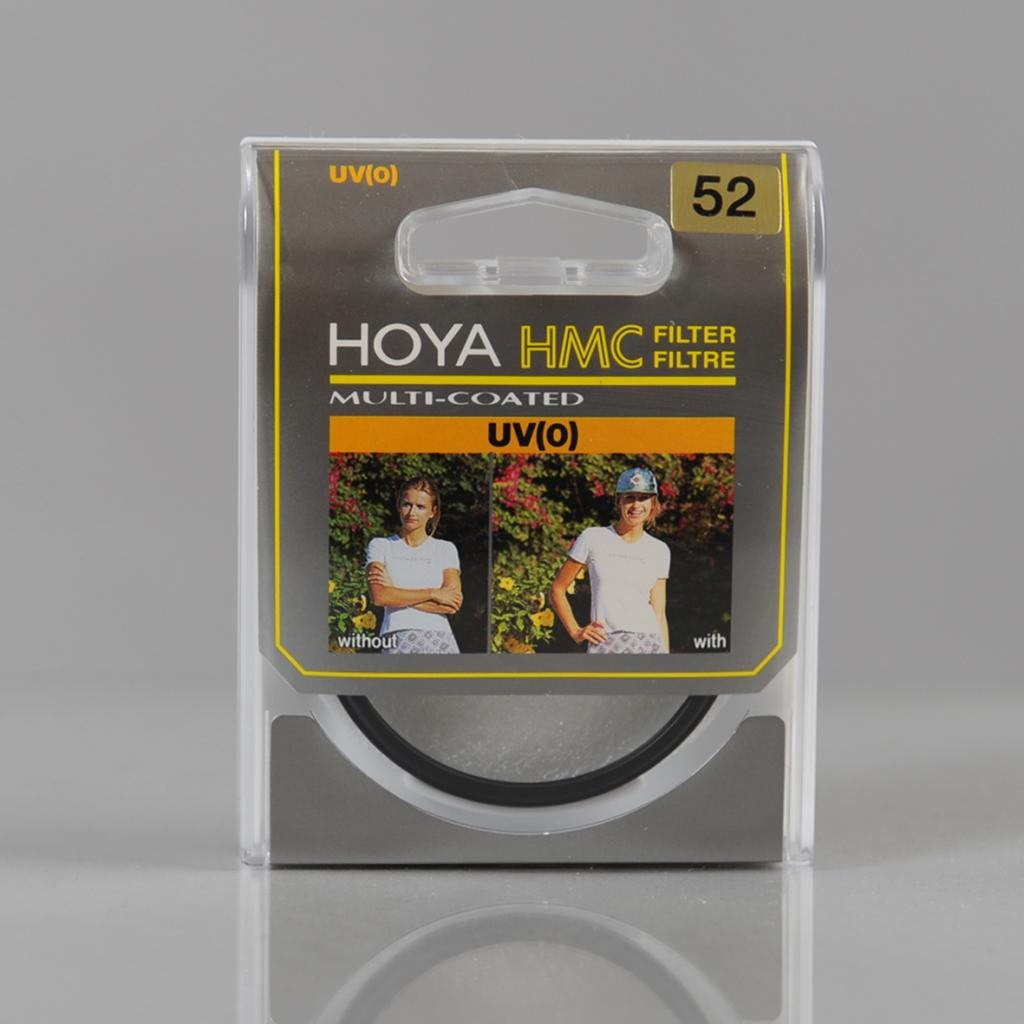 HOYA 52MM UV(0) MULITCOATED FILTER