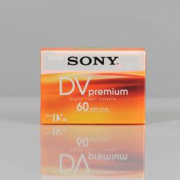 Sony mini-DV 60min