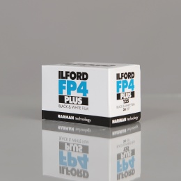 Ilford FP4 125/36 135-film
