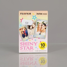 FUJIFILM INSTAX MINI SHINY STAR 10 SHEETS