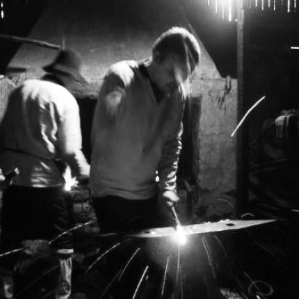 Wägerths konstsmide tillverkar och säljer konstsmide i Wira Bruk
