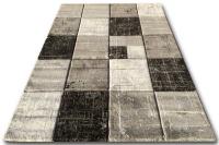 Diamond square grå