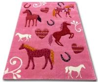 Horse rosa