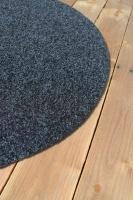 Palma konstgräs svart