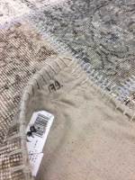 Patchwork 179 grå