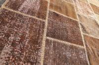 Patchwork brun 2006