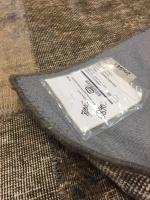 Patchwork 9628 grå