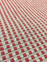 Straightline grå/röd