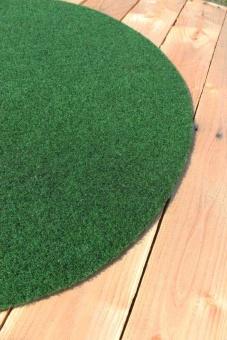 Palma konstgräs grön