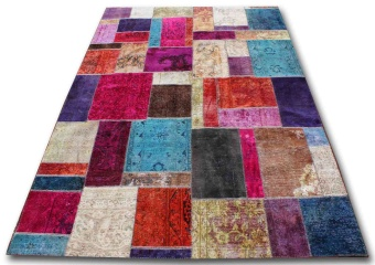 Patchwork 1164 multi 198x298