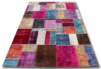 Patchwork 1178 multi 198x302