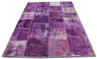 Patchwork lila 2007