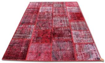 Patchwork röd 2010