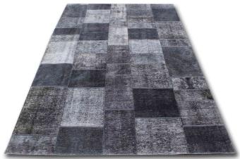 Patchwork 4226 grå 200x297
