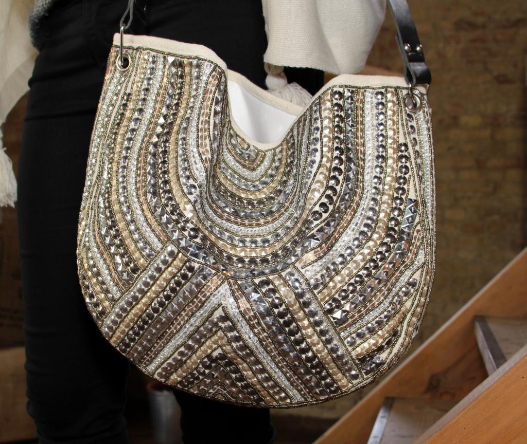 Handbag Cap Ferrat, gold