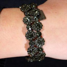 Bracelet Duchess, grey