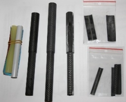 Elongating kit for 1 pair of ski poles