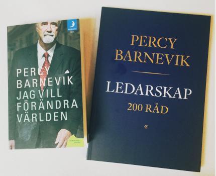 Percy Barnevik Jag vill förändra världen