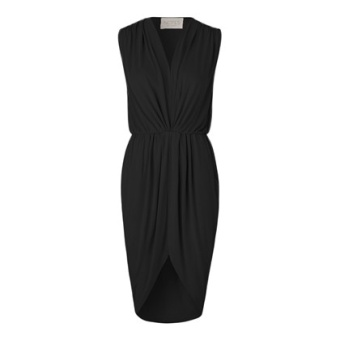 Harper dress noir