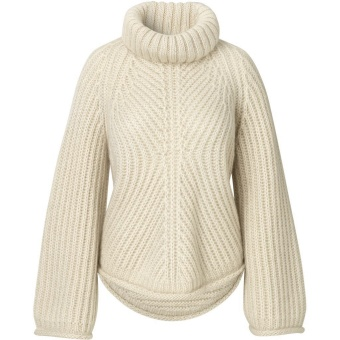 Albert Sweater, Mohair Knit - Sand