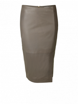 BENEDICT LEATHER SKIRT