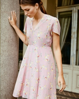 ByTimo 50's Dress Summer Flowers