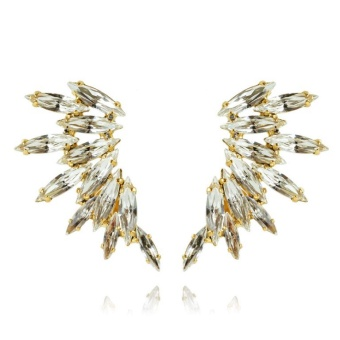DAPHNE EARRINGS / CRYSTAL