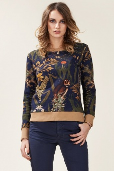 THE SWEDISH FOREST SWEATER, DayNight Casual