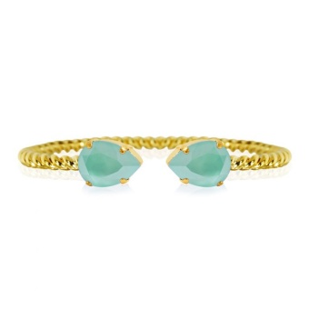 MINI DROP BRACELET / MINT GREEN