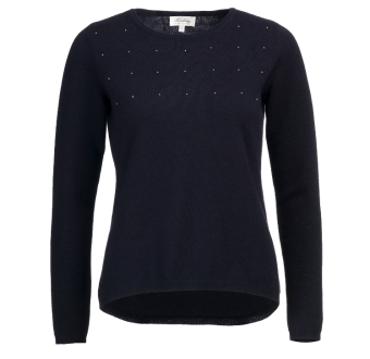 CHRYSTAL PULLOVER - MIDNIGHT