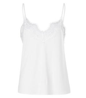 Dallas Slip Top Cream