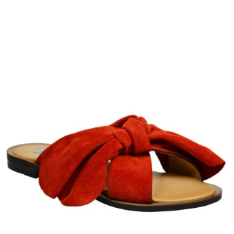 Apair - Red bow sandal